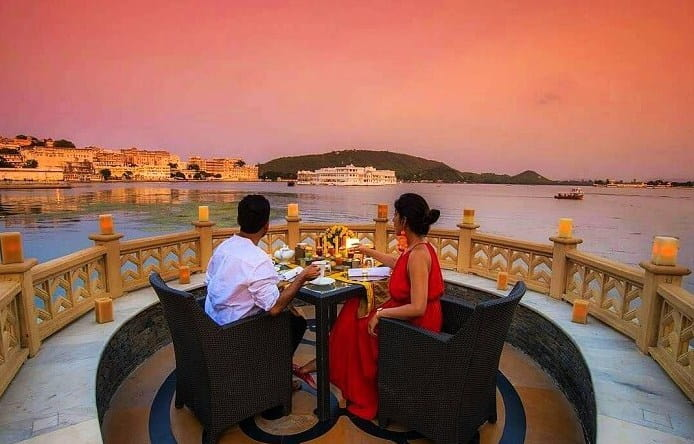 Best Romantic honeymoon places in India: A Royal Tour to Udaipur