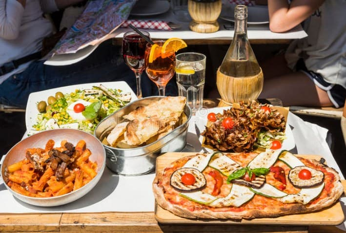 Travel Tips For Italy:The Food In Italy