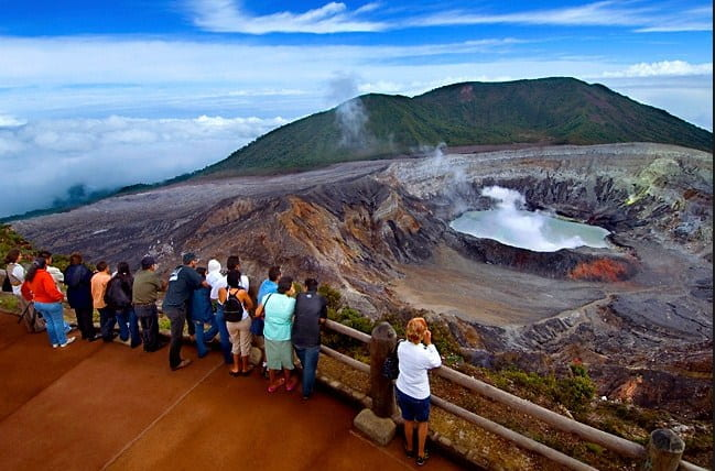 Costa Rica Point Of Interest Cartago And Irazu Volcanic Tour