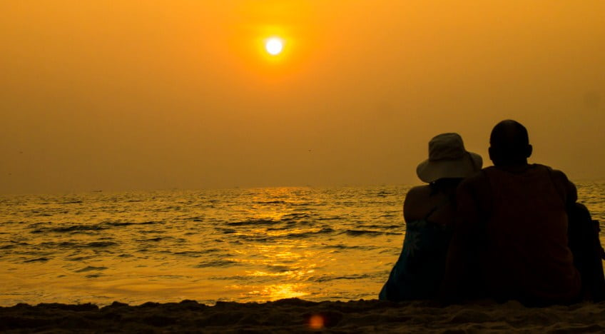 Go wild in Goa honeymoon