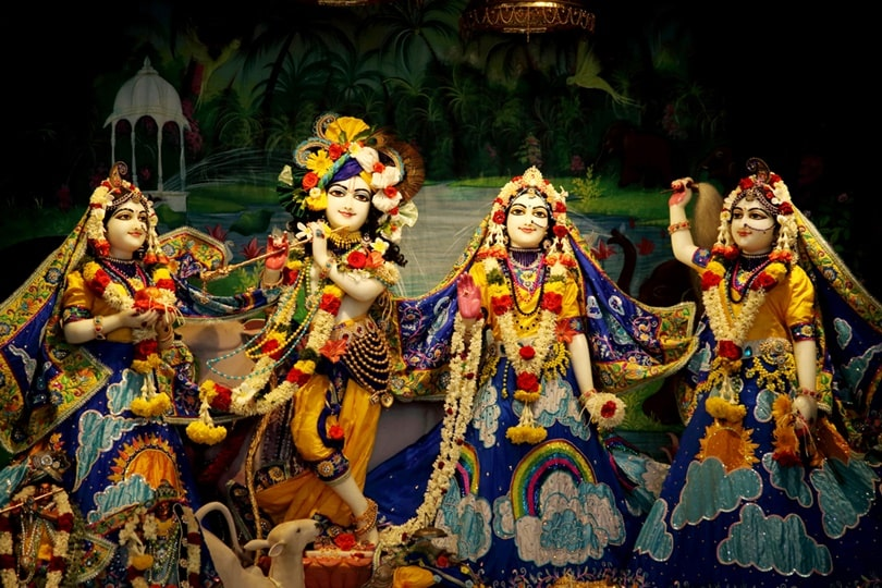 Information About The ISKCON Temple