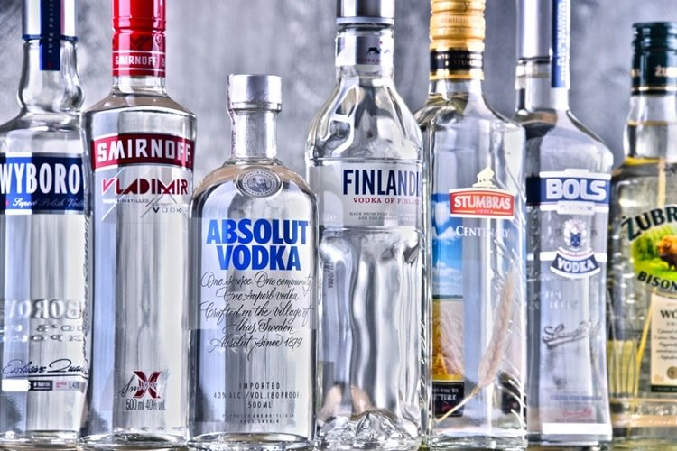 Best Vodka Brands To Sip In Your Next Party Holidayrider